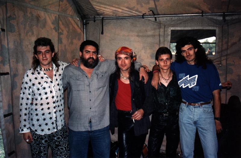 Festival Burgos Rock con Calviño