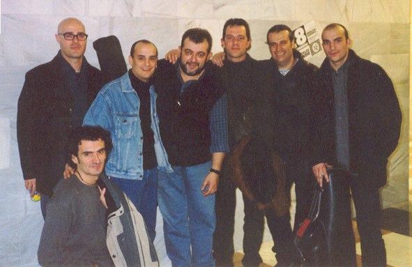 La Gramola M-80 con Joaquín Guzmán