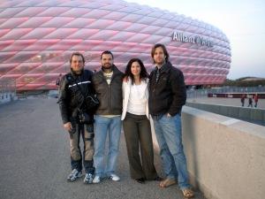Alemania (Munich) Allianz Arena