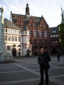 Alemania (Frankfurt)