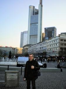Alemania (Frankfurt) Centro Financiero
