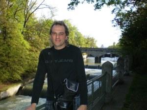 Alemania (Munich) Río Isar