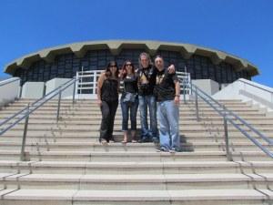 Argentina (San Francisco, Córdoba) con Alicia, Laura y Sergio
