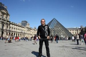 Francia (Paris), Museo de Louvre.