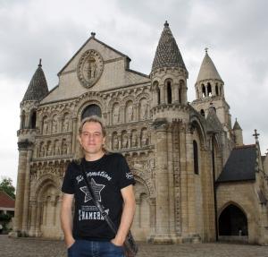 Francia (Poitiers), Catedral de San Pedro.