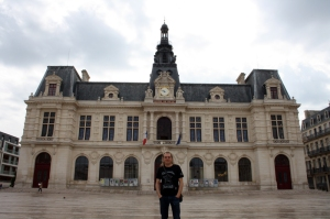 Francia (Poitiers), Hotel de Ville.