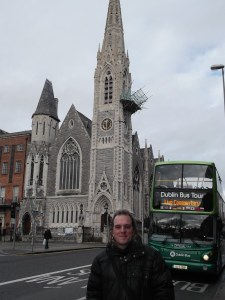 Irlanda (Dublin) O'Conell street