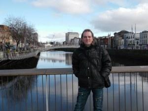 Irlanda (Dublin) Puentes sobre el rio Liffey