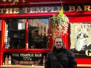 Irlanda (Dublin) Temple Bar