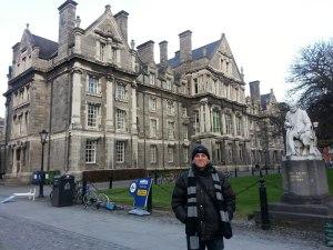 Irlanda (Dublin) Trinity College