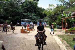 República Dominicana (Península de Samaná, Catarata El Limón) (2)