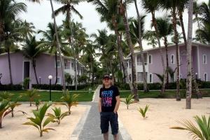 República Dominicana (Punta Cana, Hotel Riu Bambú)