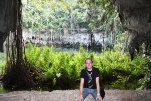 República Dominicana (Santo Domingo, Cueva de los Tres Ojos)