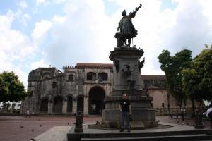 República Dominicana (Santo Domingo, Plaza de Colón)